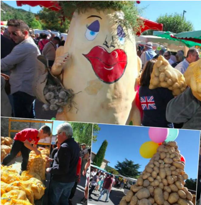 Fête de la patate 2021